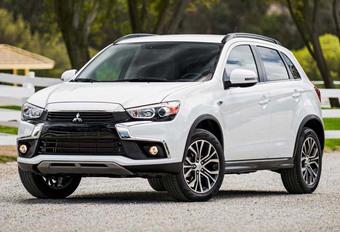 Mitsubishi ASX : nouveau visage, nouveau Diesel #1