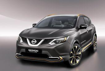 La conduite semi-autonome sur la Nissan Qashqai en 2017 #1