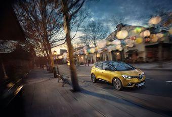 Renault Scénic : 5 ans de gestation #1