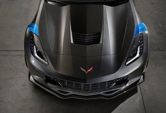 Chevrolet Corvette als Grand Sport #1