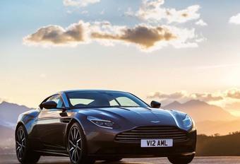 Aston Martin DB11: Britse schone #1