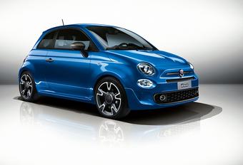 Ook nieuwe looks voor Fiat 500S #1