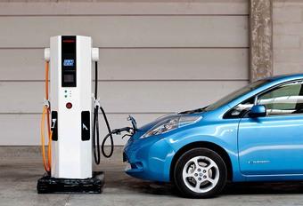 VIDÉO –Nissan veut révolutionner la charge électrique #1