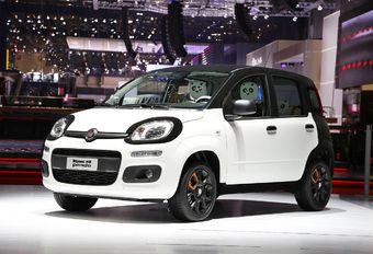 Fiat Kung-Fu Panda : petit ourson de Chine italien #1