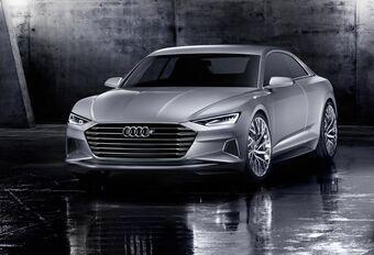Future Audi A8 : hybridation légère au programme #1