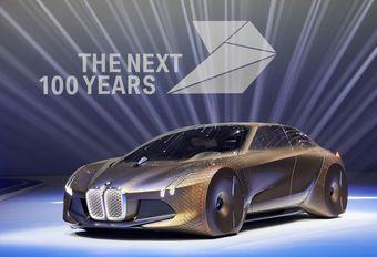 BMW Vision Next 100 : le futur d'un centenaire #1