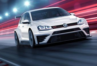 Volkswagen Golf GTI TCR : GTI de compet' #1