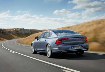 Volvo S et V90 : avec un 3 cylindres ? #1