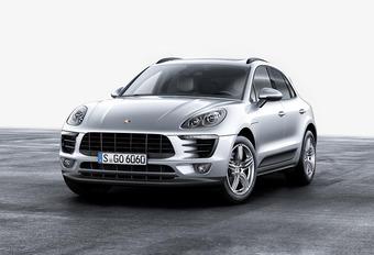 Porsche adapte ses SUV #1