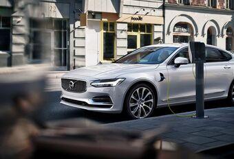 Volvo veut un standard mondial de recharge électrique #1