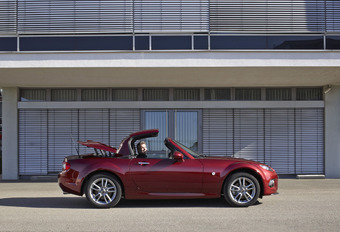 Mazda présentera un nouveau modèle au Salon de New York #1