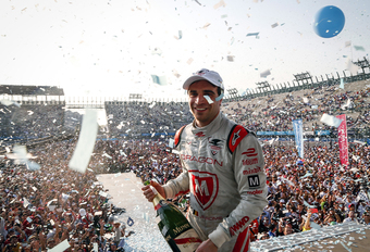 Jérôme d'Ambrosio wint Formule E in Mexico #1