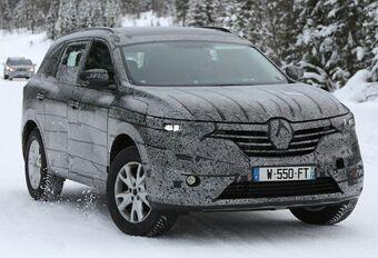 Renault Maxthon: de nieuwe Koleos #1