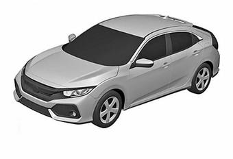 Honda Civic : la voilà ! #1