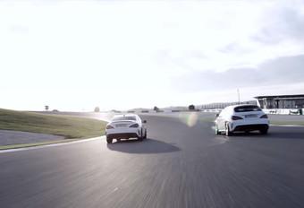 La Mercedes CLA et la CLA Shooting Brake s'activent #1