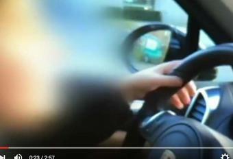 Insolite : Au volant d'un Porsche Cayenne à 9 ans #1