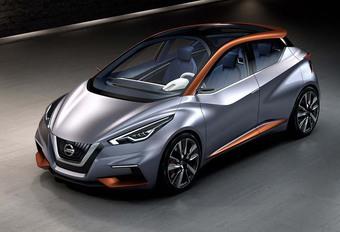 Nissan Micra : bientôt refondue #1