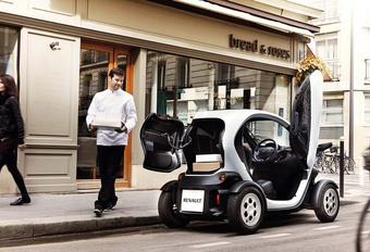 Renault : objectif Amérique ! #1