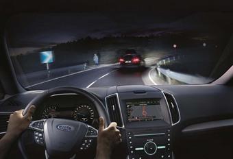 Ford : un éclairage vraiment intelligent #1