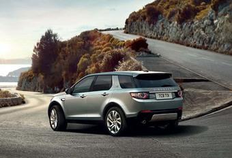 Land Rover : un Discovery Sport musclé ? #1