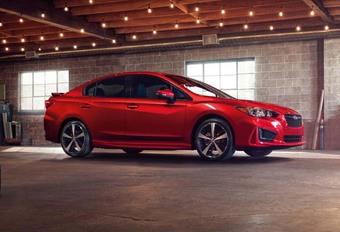 Subaru Impreza 2016: nog meer technologie #1