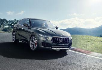 Maserati passera à la conduite semi-autonome #1