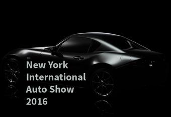Autosalon New York 2016 : alle nieuwigheden! #1