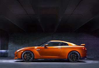Nissan maakt 2017 GT-R sneller én comfortabeler #1