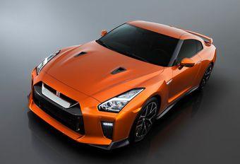 Nissan GT-R 2017 : vrai facelift #1