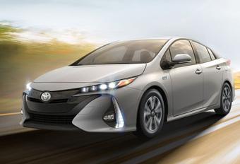 Toyota Prius Prime : la rechargeable #1