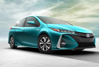 Toyota Prius Prime is plug-inhybride met groter elektrisch rijbereik #1
