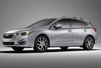 Subaru Impreza 2016 : voilà la 5 portes ! #1