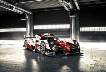 Toyota TS050 Hybrid : la solution japonaise #1