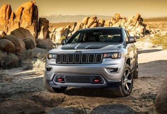 Jeep Grand Cherokee Trailhawk : sortir du bitume #1