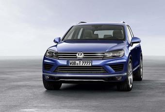 Volkswagen rappelle 800.000 Touareg et Cayenne #1