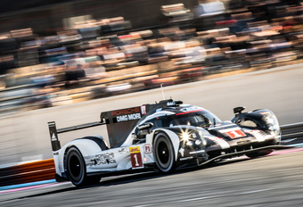 Porsche domineert Prologue-tests nieuw WEC-seizoen #1