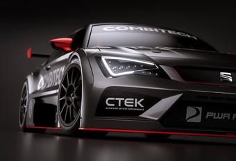 Seat Leon als 420 pk sterke Coupé Racer #1