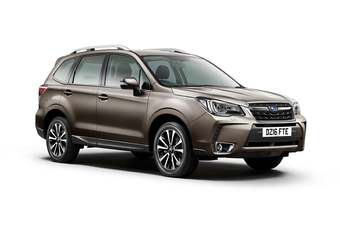 Subtiele facelift voor Subaru Forester #1