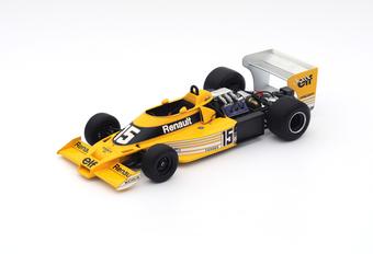 In het klein: klassieke Formule 1-racers (Spark, 1/18) #1