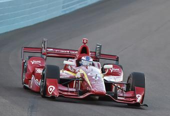 Scott Dixon wint IndyCar in Phoenix #1