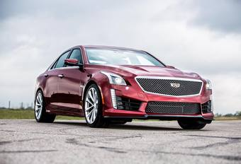 Hennessey Cadillac CTS-V: 760 pk #1