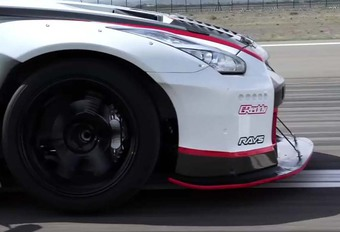 VIDÉO – Nissan GT-R Nismo : elle veut un nouveau record #1