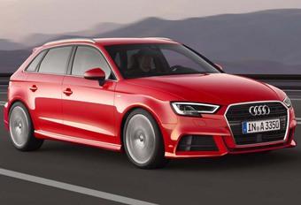 Audi A3 : toutes les modifications du facelift #1