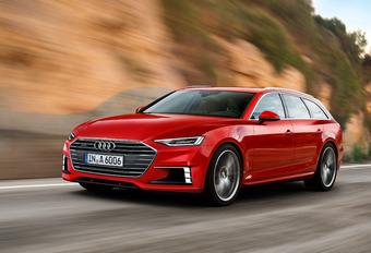 Futures Audi A6 et A6 Avant #1