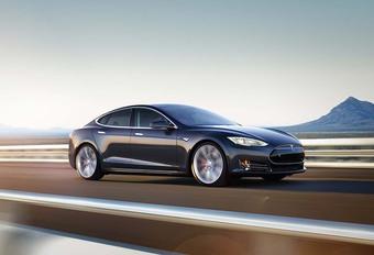 Tesla : un restylage pour le Model S ? #1