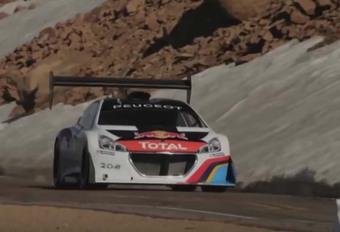 Peugeot viert 30 jaar sportieve overwinningen #1