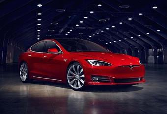 Tesla Model S : voilà le restylage #1
