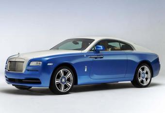 Une Rolls-Royce Wraith unique et « nautique » #1