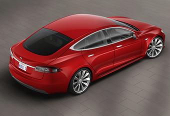 Nu wel officieel, facelift voor Tesla Model S #1