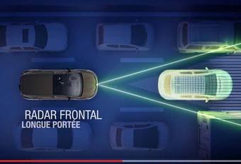 Renault : L'Espace devient autonome #1